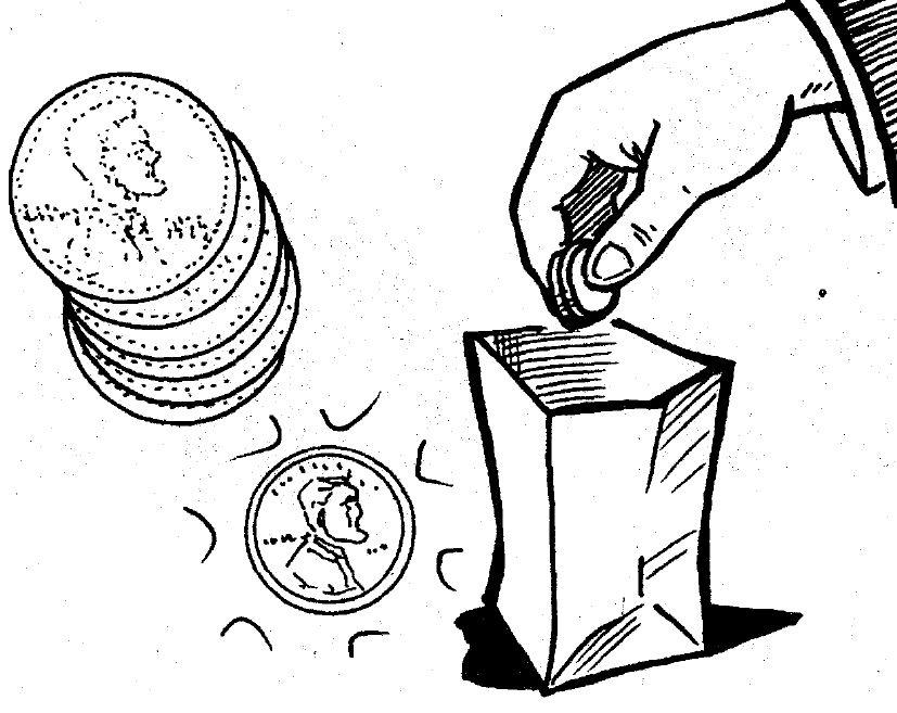открывается фокусы с монеткой картинками кончики полосок соединяются