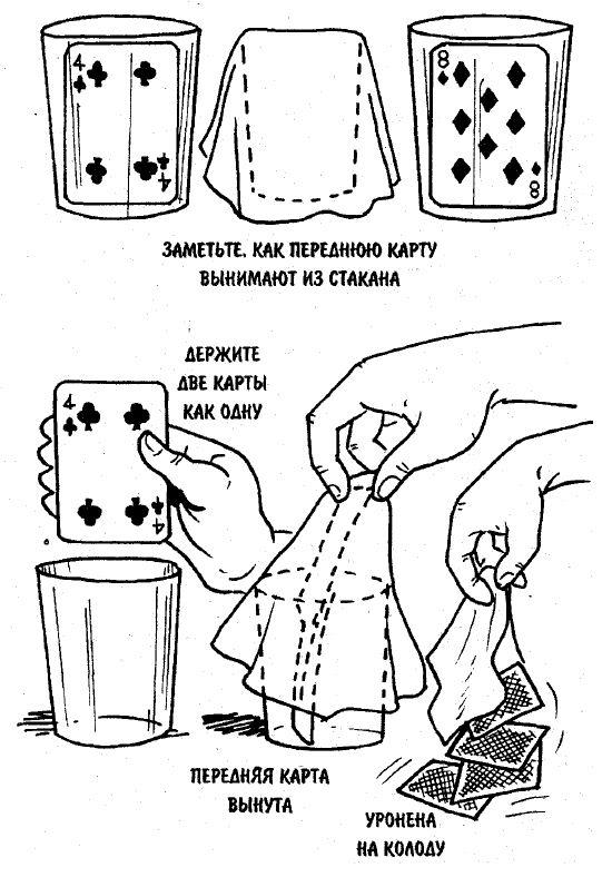 Как сделать фокусы с картами и их секреты 35